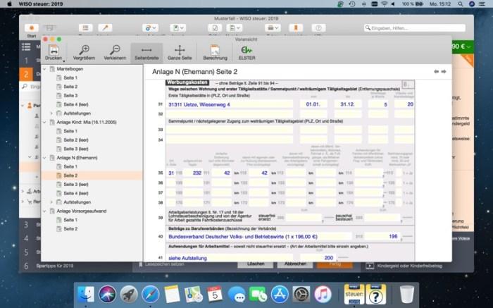 WISO steuer: 2019 Screenshot 06 9oof69n