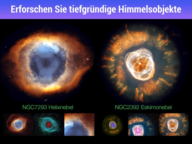 Star Walk HD - Sternenhimmel Screenshot