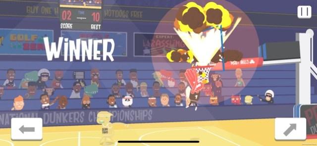 Dunkers 2 Screenshot