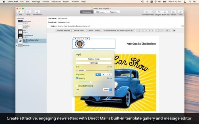 Direct Mail Screenshot 01 lxmf7cn