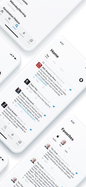 Birdie for Twitter Screenshot
