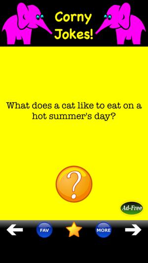 Best Corny Jokes! Silly LOL! Screenshot