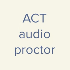 ACT Audio Proctor