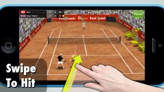 テニスチャンピオン3Dスクリーンショット2