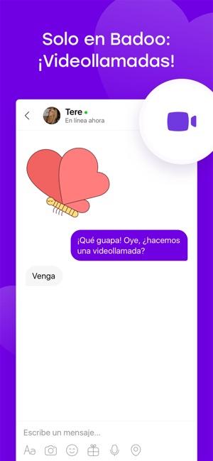 Badoo - Conoce gente nueva Screenshot