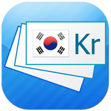 ‎Korean Flashcards