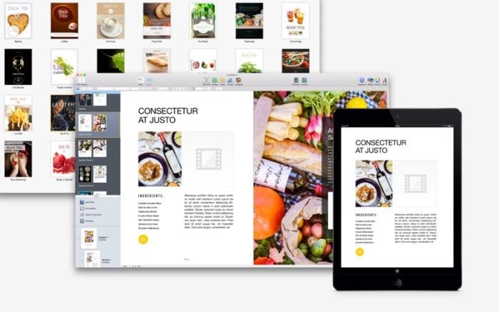 Cookbook Author  - Templates Screenshot 04 136bsen