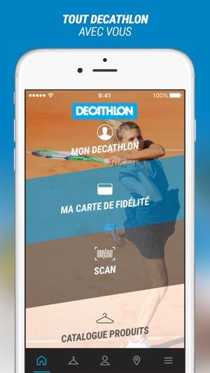 My Decathlon Screenshot