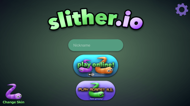 slither.io Screenshot