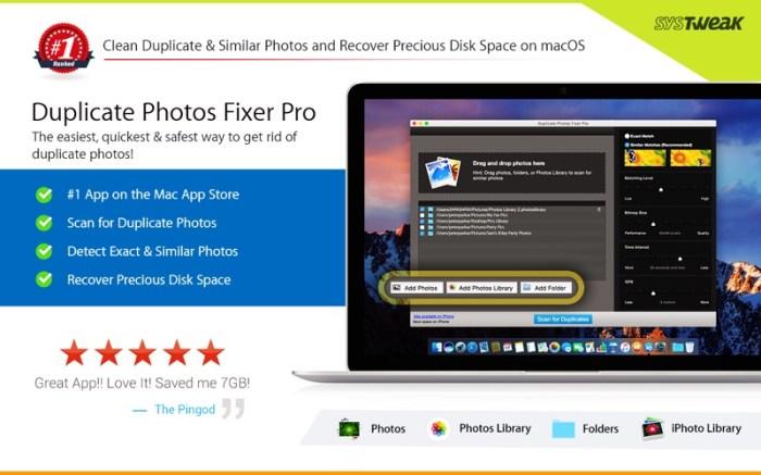 Duplicate Photos Fixer Pro Screenshot 1 12v6ion