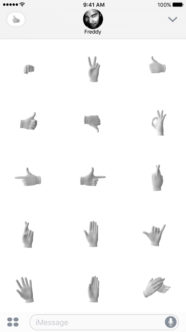 Hands Screenshot