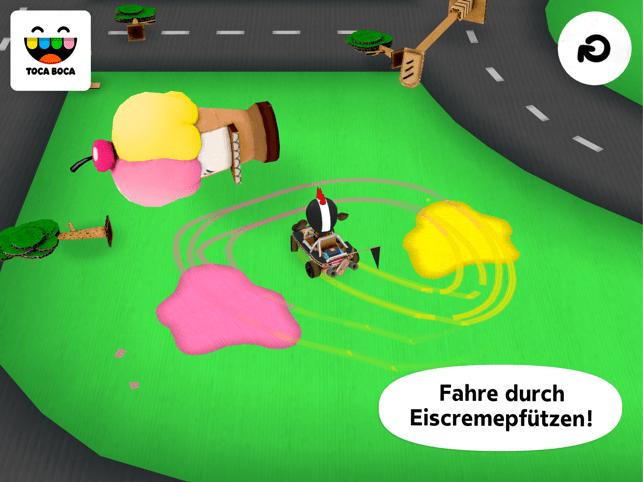 Toca Cars Screenshot