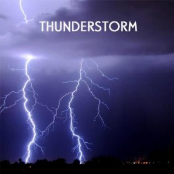 Thunderstorm & Rainfall Sleep Sounds