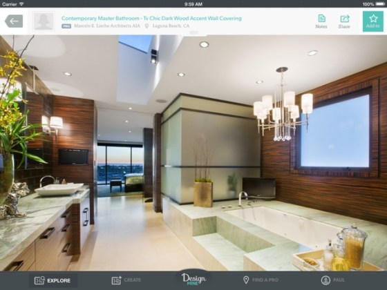 DesignMine   Home Design Ideas   Inspiration on the App Store iPad Screenshots