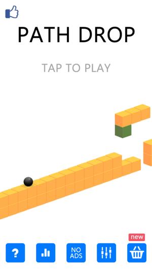 Path Drop! Screenshot