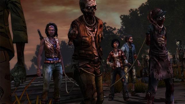 The Walking Dead: Michonne - A Telltale Miniseries Screenshot