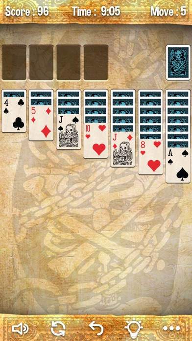 Solitaire of the Dead 1.0 IOS