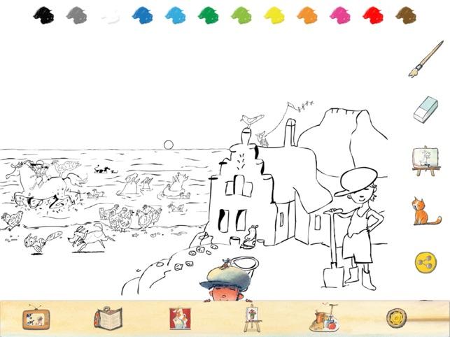 Boer Boris gaat naar zee Screenshot