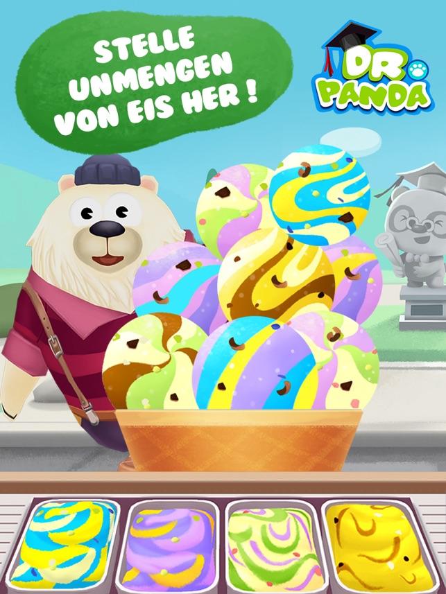 Dr. Pandas Eiswagen Screenshot