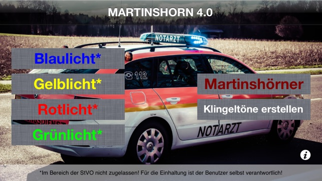 iMartinshorn Screenshot