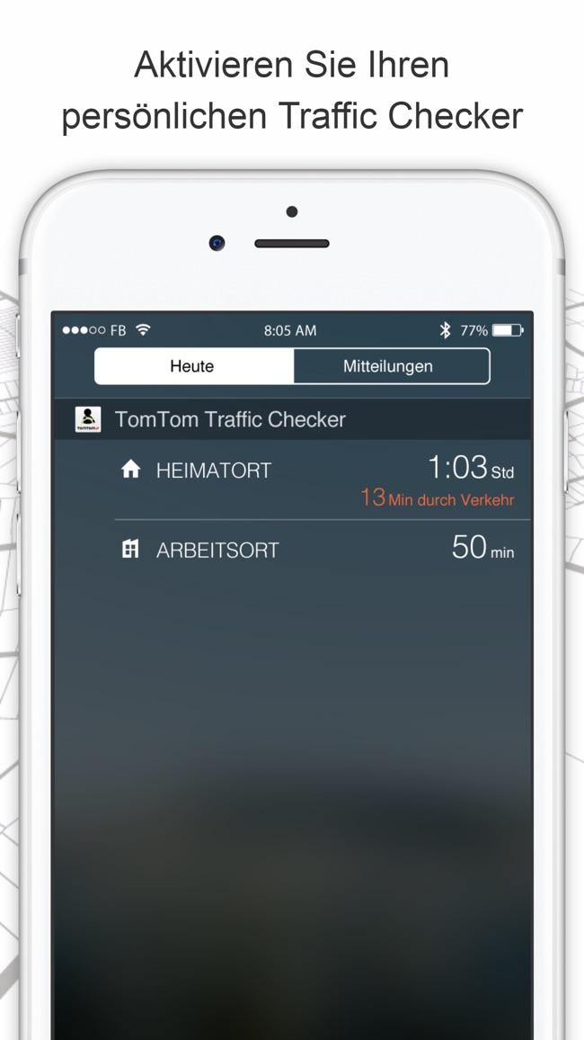 TomTom MyDrive Screenshot