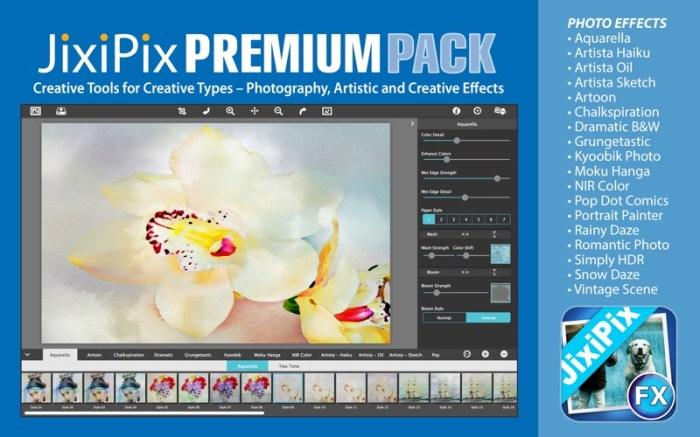 JixiPix Premium Pack Screenshot 01 9nlrvun