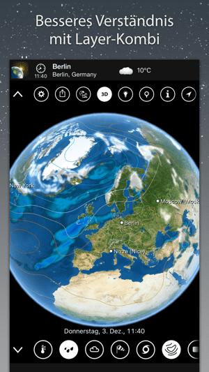 MeteoEarth Screenshot