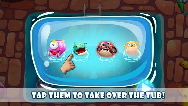 Tub Defenders Screenshot