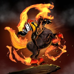 Chaos Knight - Ninja Warrior