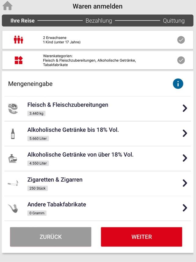 QuickZoll Screenshot