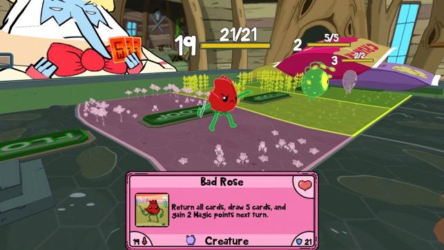 Card Wars – Adventure Time Screenshot