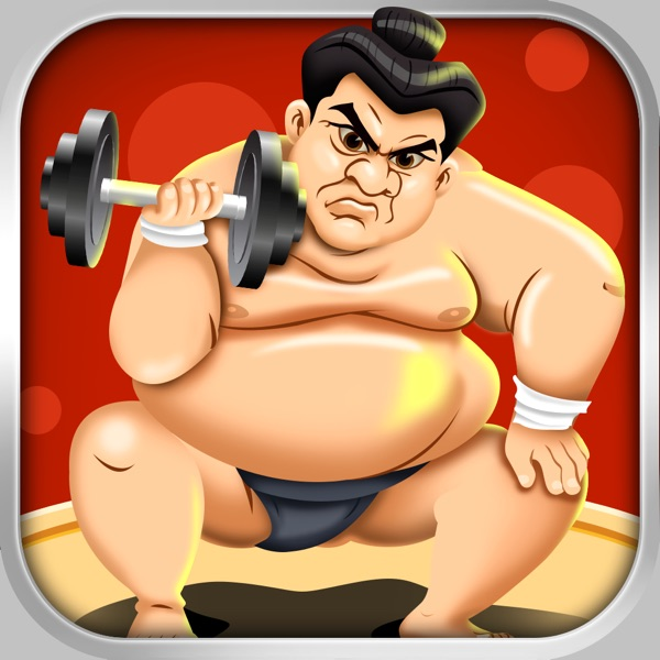 Gym Fit to Fat Race - real run jump-ing & wrestle boxing games for kids!