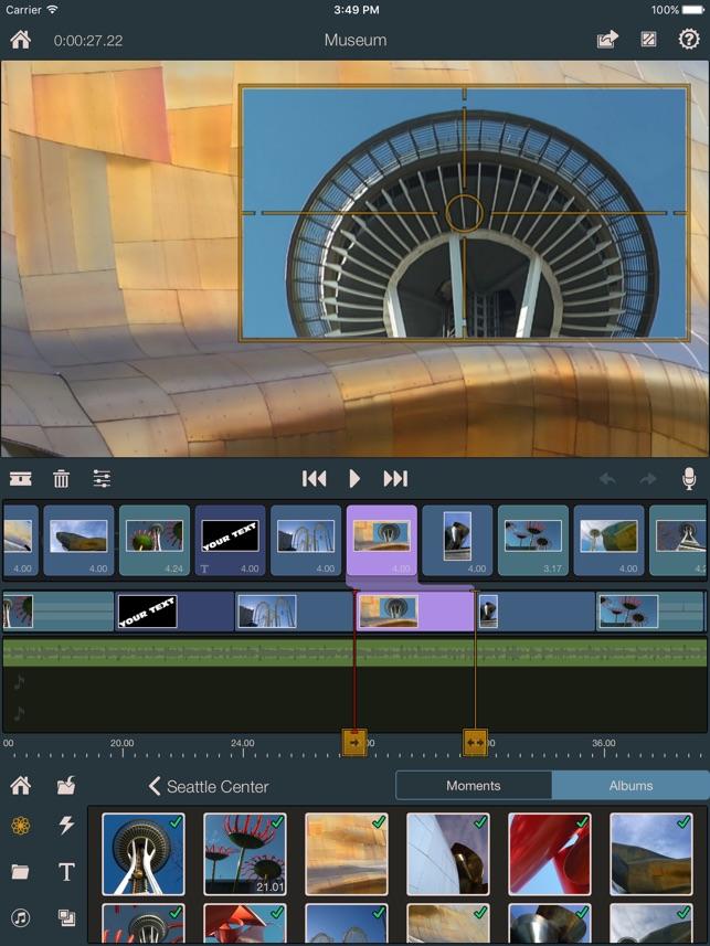 Pinnacle Studio Pro Screenshot