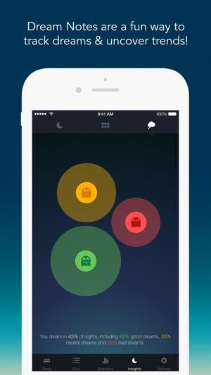 Sleep Better: Sleep Cycle App Screenshot