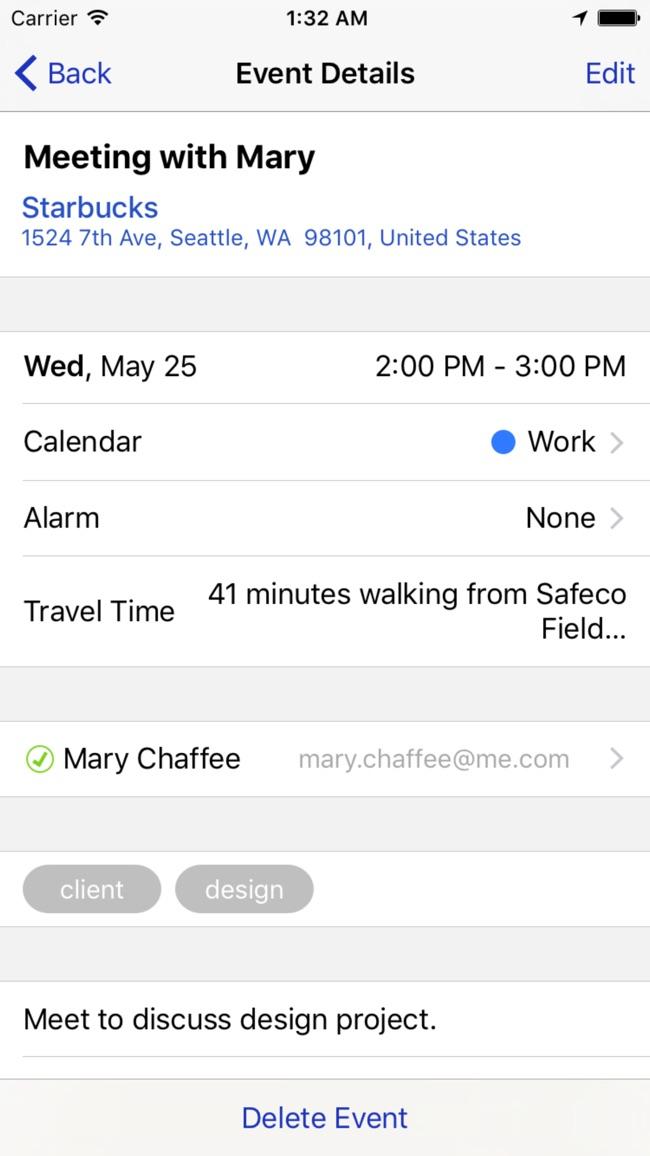 BusyCal - Calendar, Reminders & To Dos Screenshot