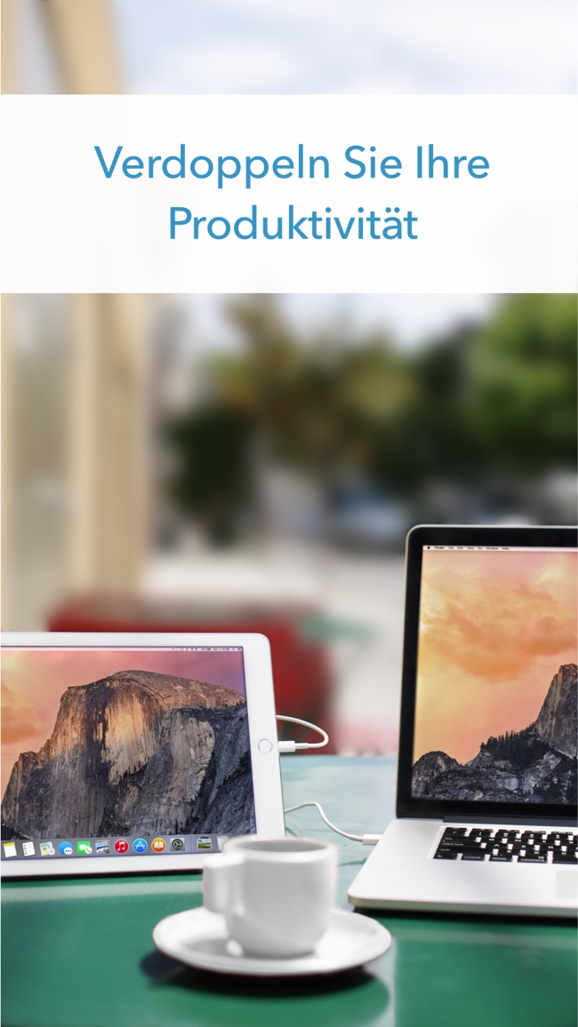 Duet Display Screenshot