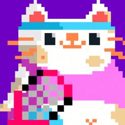 Candy Cat Tennis - Sport e pixel a volontà