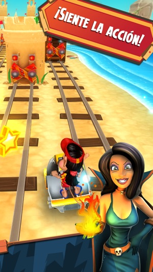 ‎Hugo Troll Race 2. Screenshot