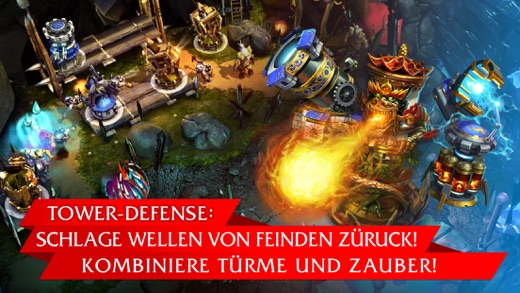 Defenders: Tower Defense Origins Screenshot