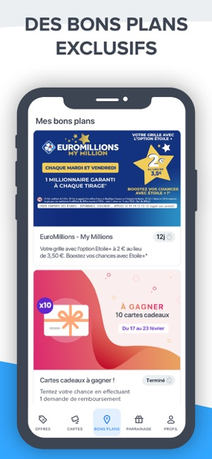 coupon network promos courses im app store