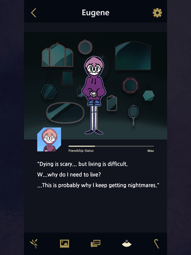 Underworld Office: Ghost Story Screenshot