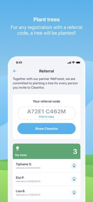 Cleanfox - Mail & Spam Cleaner Screenshot