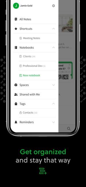 Evernote Screenshot