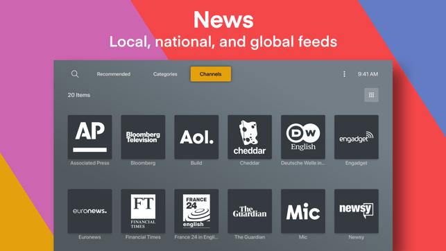 Plex: Movies, TV, Music & More Screenshot