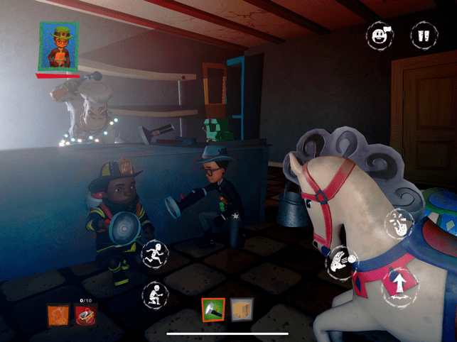 Secret Neighbor Screenshot