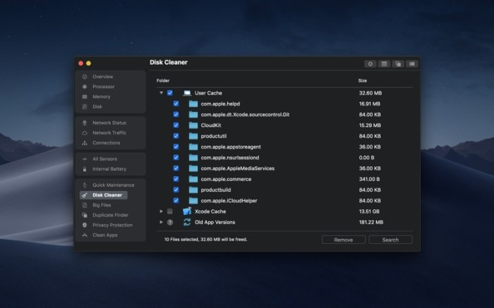 System Toolkit Screenshot 01 12dsl7n