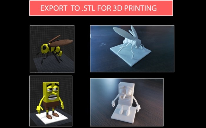 Claydo:Easy 3D Modelling Screenshot 02 57tpe1n