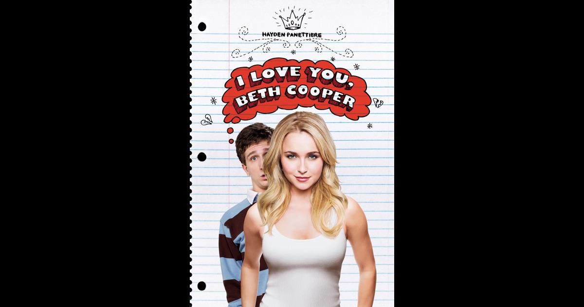 I Love You Beth Cooper On Itunes