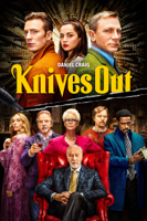 Rian Johnson - Knives Out artwork