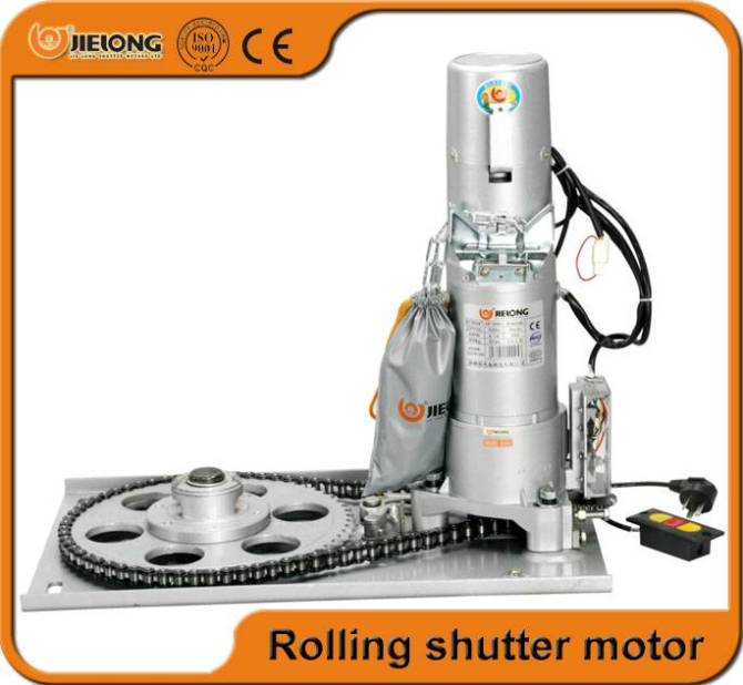 ecr10001p/3p  jielong shutter motors ltd